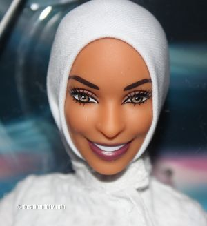 2018  Ibtihaj Muhammad Barbie