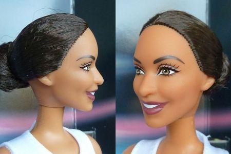 2018 Ibtihaj  Muhammad Barbie FJH67