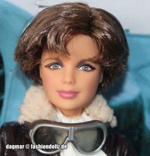 2018  Amelia Earhart Barbie