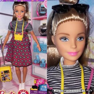 2018 Pink Passport Barbie