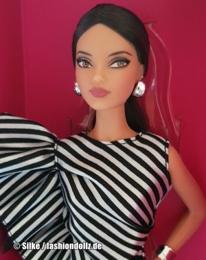 2018 Madrid Convention Barbie - Striking in Stripes