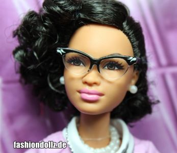 2018 Katherine Johnson Barbie