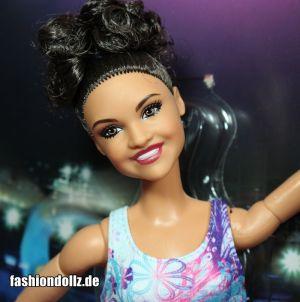 2018  Laurie Hernandez Barbie