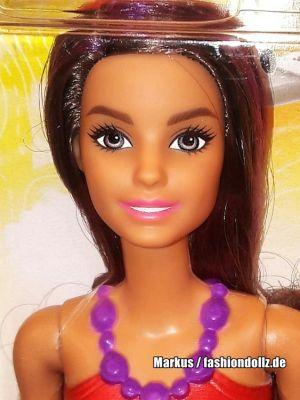 2019 Barbie Dreamhouse Adventures - Mermaid, brunette