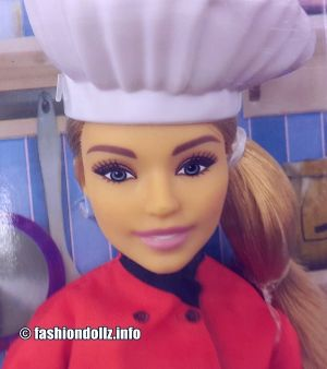 2019 You can be anything - Chef / Köchin Barbie FXN99
