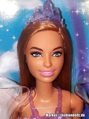 2019 Dreamtopia Princess Barbie, red hair FXT15