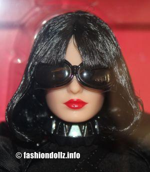 Star Wars Darth Vader x Barbie #N6599 mit Louboutin Face
