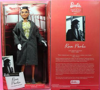 2019  Inspiring Woman - Rosa Parks FXD76