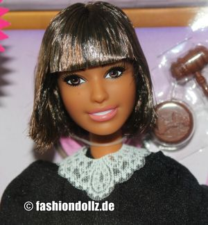 2019 Judge Barbie, brunette #FXP44