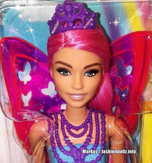 2020 Dreamtopia Fairy Barbie GJJ99