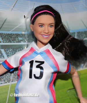 2020 Alex Morgan - Barbie Sheroes #GHT49 (2)