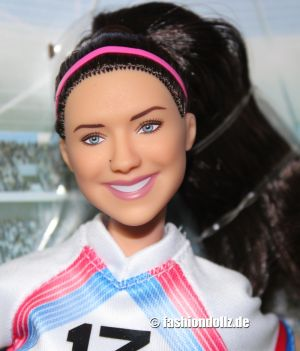 2020 Alex Morgan - Barbie Sheroes #GHT49 (6)