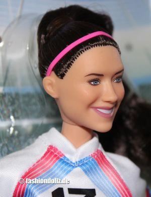 2020 Alex Morgan - Barbie Sheroes #GHT49 (8)