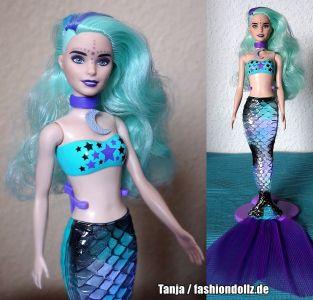2020 Barbie Color Reveal Wave 4 - Mermaid #3 GTP43