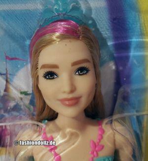 2020 Dreamtopia Princess Barbie, blonde #GJK16