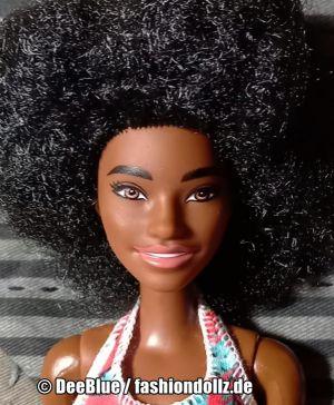 2020 Barbie Flower Fashion #GHT26