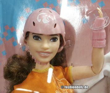 2020 Olympic Games Tokyo - Skateboarding Barbie #GJL78