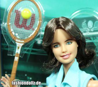 2020 Billy Jean  King Barbie - Inspiring Women # GHT85