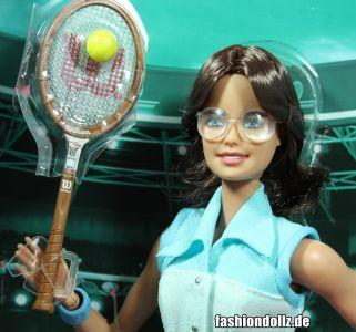 2020 Billy   Jean King Barbie, Inspiring Women #GHT85