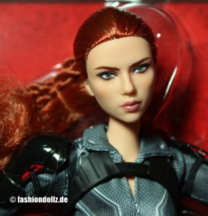 2020 Black Widow Barbie #      GLY31