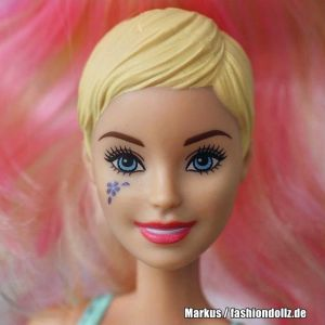 2020 Color Reveal Wave 3 Barbie - Flower
