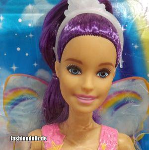 2018 Dreamtopia Fairy Barbie #FJC85