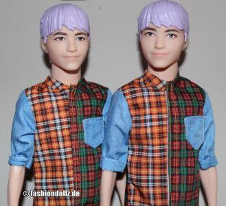 2020 Fashionistas Ken #154 GHW70