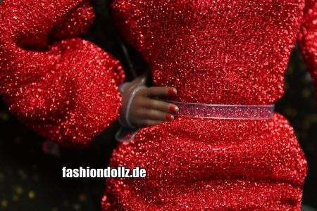 2020 First Black Barbie 40th Anniversary #    GLG35