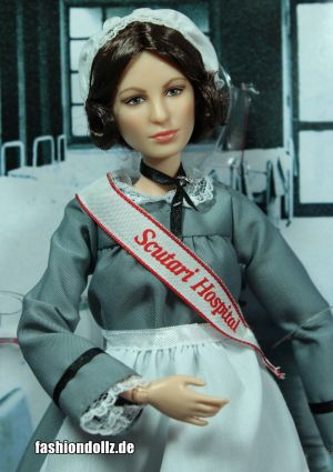 2020 Florence  Nightingale Barbie, Inspiring Women #GHT87