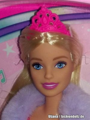 2020 Princess Adventure Barbie GML76