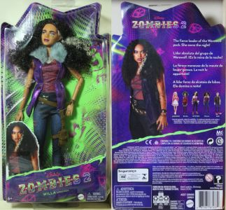 2020 Zombies 2, Willa Lykensen Doll #         GNN01