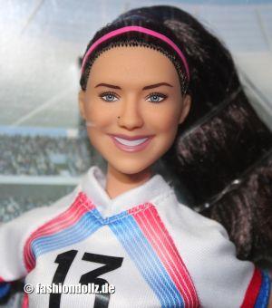 2020 Alex Morgan - Barbie Sheroes #GHT49