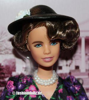 2021 Barbie Inspiring Women - Eleanor Roosevelt #         GYH03