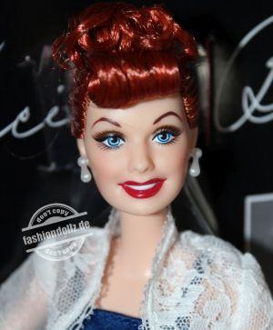 2021 I Love Lucy Barbie - Tribute