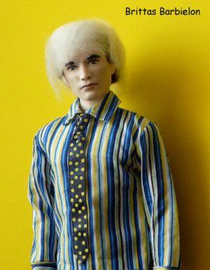 Andy Warhol OOAK Bild #08