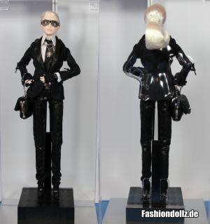 Barbara Lagerfeld 02 - Karl Lagerfeld Barbie 2014