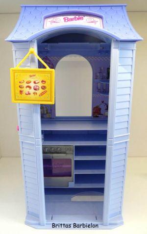 Barbie Bake Shop And Café #67316 (Mattel, 1999) #03