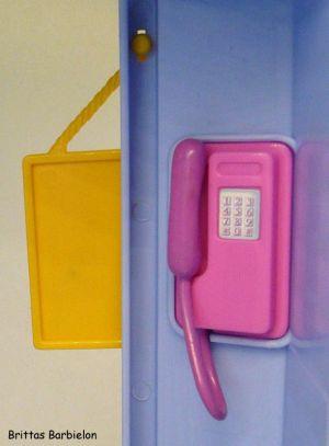 Barbie Bake Shop And Café #67316 (Mattel, 1999) #0
