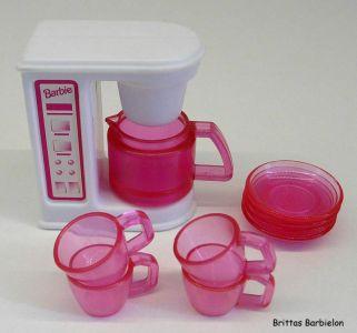 Barbie Bake Shop And Café #67316 (Mattel, 1999) #24