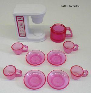 Barbie Bake Shop And Café #67316 (Mattel, 1999) #25