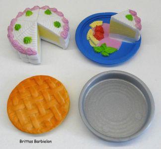 Barbie Bake Shop And Café #67316 (Mattel, 1999) #32