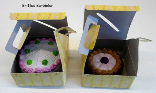 Barbie Bake Shop And Café #67316 (Mattel, 1999) #34