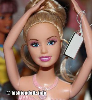 2008 Ballerina Barbie M8768