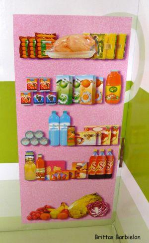 Barbie Decor Collection Kitchen Playset Mattel 2003 B6273 Bild #10