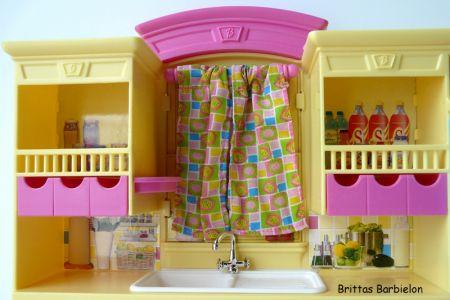 Barbie Decor Collection Kitchen Playset Mattel 2003 B6273 Bild #16