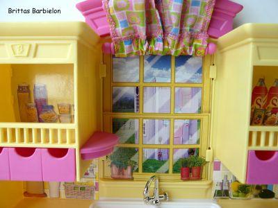 Barbie Decor Collection Kitchen Playset Mattel 2003 B6273 Bild #17
