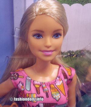 2018 Doggy Daycare / Hundesitterin Barbie FXH08