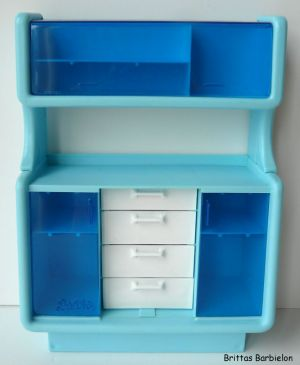 Barbie Dream Furniture Collecetion (blue) Bild #01