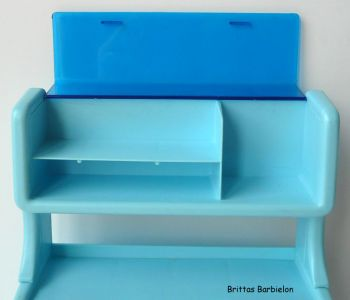 Barbie Dream Furniture Collecetion (blue) Bild #02