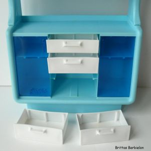Barbie Dream Furniture Collecetion (blue) Bild #03
